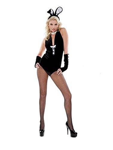 Las Vegas heißes Schätzchen Häschen Halloween oder Kostüm (Kostüme Halloween Vegas Für)