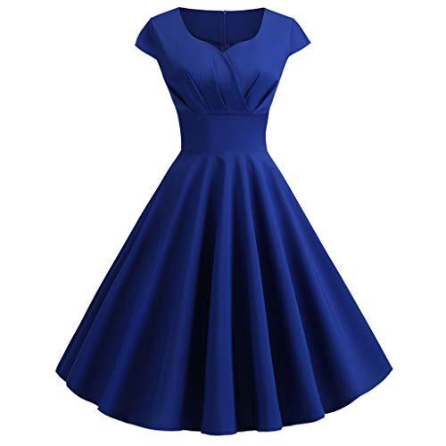 Vestidos fiesta mujer Talla Grande Vestido Casual