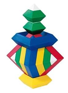 Puzzle Pyramidale 3d, 15 Pieces [Jouet]