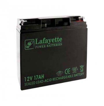 batteria 12V 17AH 02090078 La Fayett