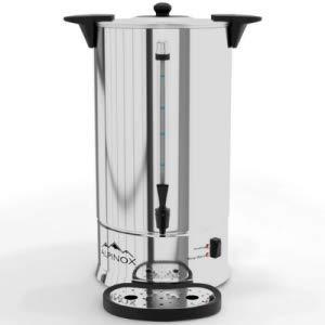 Kaffeemaschine - Aroma 110 Tassen & Dauerfilter