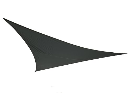 Kookaburra Charbon 3.6 m Triangle Voile d'ombrage