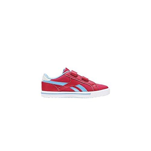 Reebok Bd2494, Chaussures de sport fille Rose