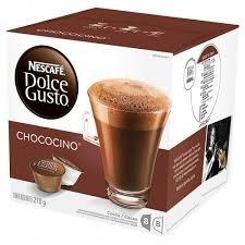Nescafe Dolce Gusto Chococino 16capsules/270.4G.