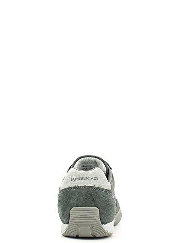 Lumberjack Robin Low Cut, Chaussures Homme Gris - Grigio