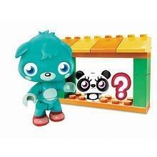 Moshi Monsters Moshi Monsters Moshling Zoo Mega Bloks # 80635 Moshling Zoo und Poppet