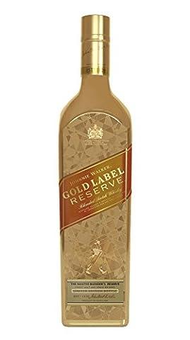 Johnnie Walker Gold Label Reserve Blended Scotch Whisky, 70cl