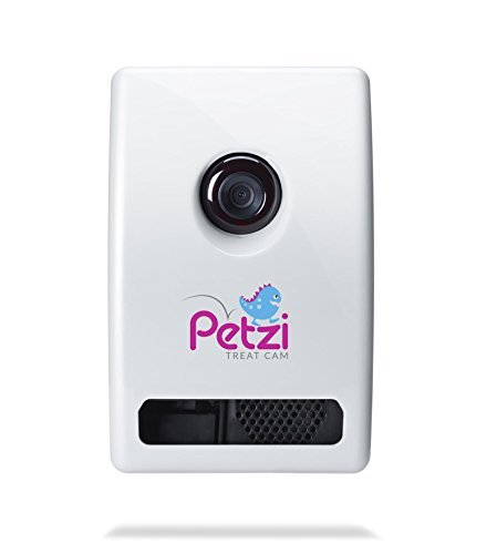 Petzi Treat Cam: Wi-Fi Pet Camera & Trea