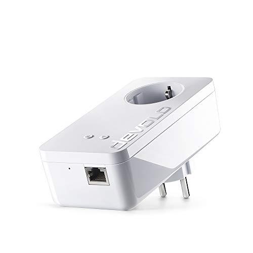 devolo dLAN 550+ WiFi - Extensión Powerline PLC ((500 Mbps LAN, 300 Mbps WiFi)