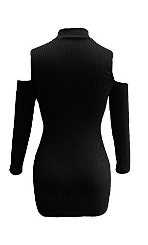 Mela Proibita - Robe - Femme Noir