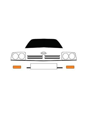 Opel Manta GTE–Retro Motor Company Grußkarte