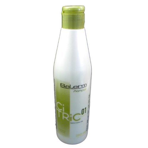 Salerm Citric Balance 01 Shampoo - 9 oz by Salerm - Salerm Protein