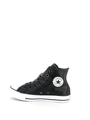 Converse - 154037, Sneaker alte Unisex – Adulto Nero