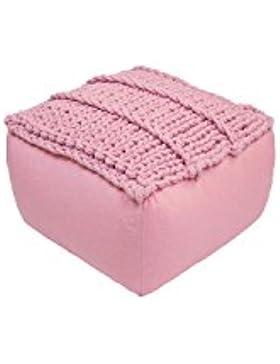 Nattiot pouf Neo rosa (30x 30x 20cm)–Rosa