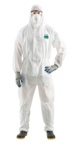 Preisvergleich Produktbild 10 x G&A® 500 Einweg Overall Maleranzug Blaumann Schutzbekleidung Schutzanzug