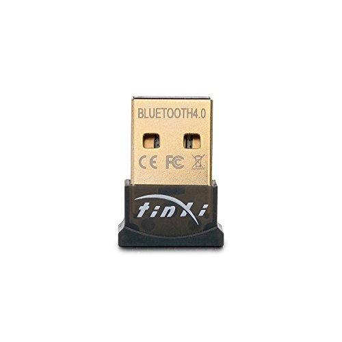 Tinxi® Bluetooth 4.0 USB Dongle Adaptador V4.0 Mini