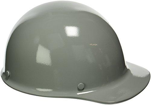 MSA Skullgard - Sujetador para sombrero, Cap, Standard, gris, 1