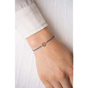 Armband Sonne 925 Silber vergoldet gold Geschenk