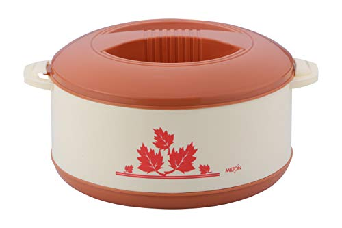 Milton Orchid 1500 Casserole, 1.5 litres, Light Brown
