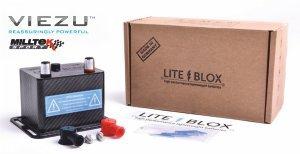 Preisvergleich Produktbild milltek Sport für liteblox High Performance leicht Batterien liteblox accessories1992–2018Lite Blox Akku Zubehör