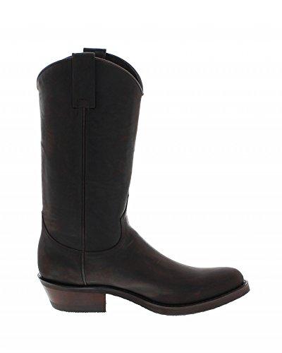 ... Sendra Boots 5588 Hugo Cafe Stivali Western Per Uomo Marrone Stivali Da  Cowboy Cafe ... e250257eb9a