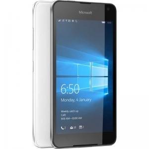 Preisvergleich Produktbild Microsoft Lumia 650 Dual SIM 16GB, white (EU)
