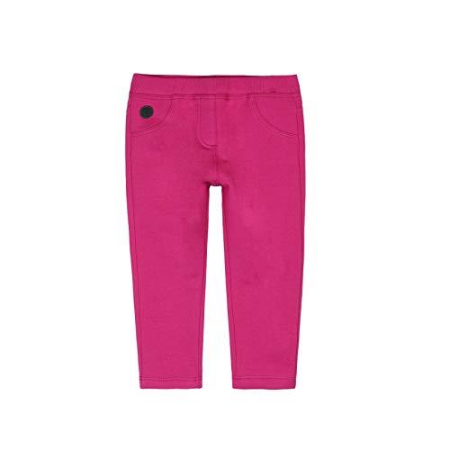 boboli 296030, Pantalones Deportivos para Bebés, Rosa (Fucsia 3600), 86 (Tamaño del Fabricante:18M)