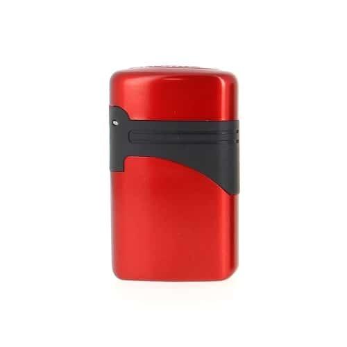 Feuerzeug Atomic Metall Torch Red