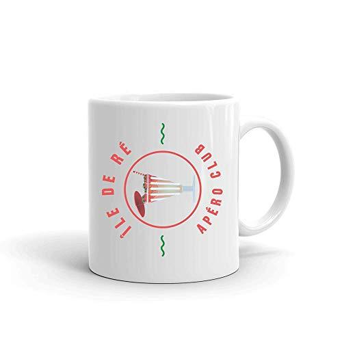 Générique Mug/Tasse Blanc - ile de re apero Club