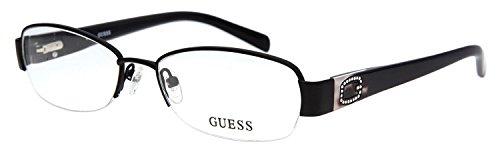 Guess Brille GU 2365 BLK 53 Brillengestell Glasses Frame Damen UVP 158EUR
