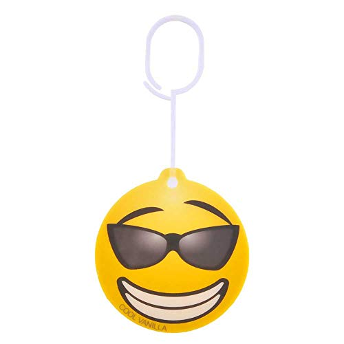 TOPPEN SWEDEN Car Air Freshener Emoticon Cool V