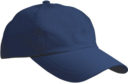 Myrtle Beach Uni Cap 6 Panel Outdoor Sports, navy, One size, MB6116 ny