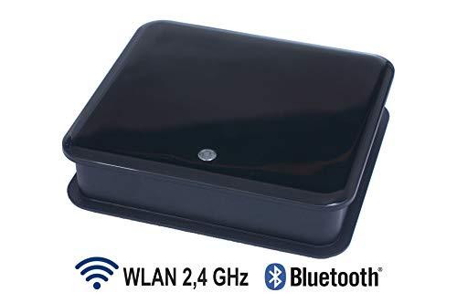 S-video-tos-video (LinTech Airlino® Plus HiFi Multiroom Audio Empfänger/ Receiver für kabelloses Audio Streaming via Bluetooth und WLAN 2.4GHz (AirPlay, DLNA, UPnP, WiFi, Internetradio, NAS- Tidal- Spotify- Qubuz))