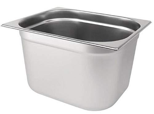 GN-Behälter 1/2-200 mm Edelstahl