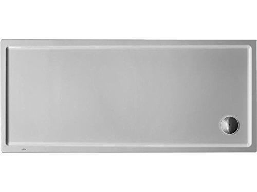Duravit Plato de ducha Duravit STARCK Slimline 1700x900x65mm blanco