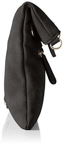Boscha - Bo-1053-br, Sacchetto Donna nero (nero)