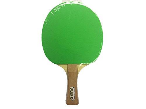 Löwe Fluro Tischtennisschläger-Neon Grün