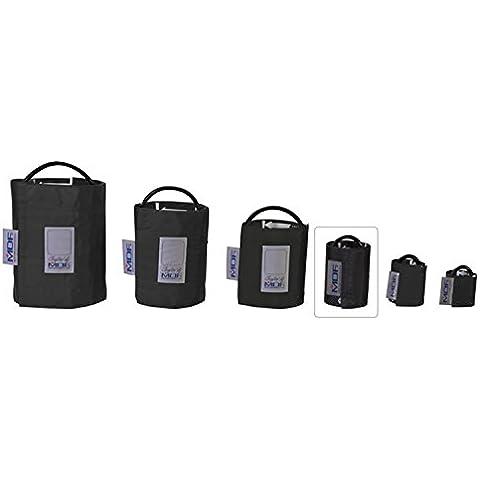 MDF® Bambini - Tubo singolo bracciale per la rilevazione della pressione senza latex - Nero (MDF2030421-11)