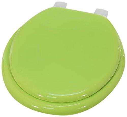 JJA 105681 WC-Sitz, MDF, grün