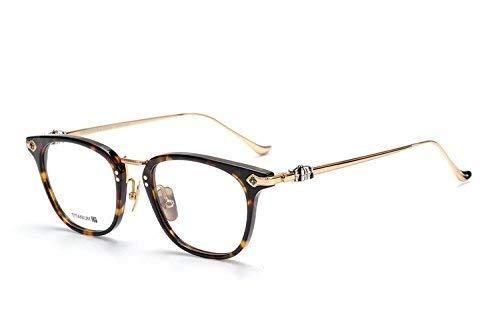 SCJ Reine Titan-Brille der Rahmen ist anastigmatisch, um alte Bräuche wiederzubeleben
