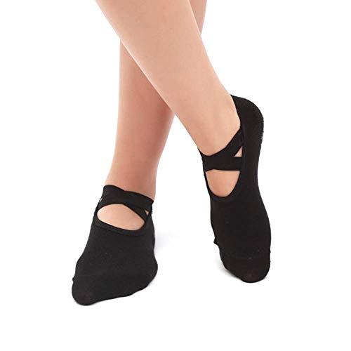 OSAYES deportes calcetines antideslizantes yoga pilates