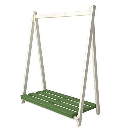 LYXPUZI Blumenregal Topf Rack Folding Holz Pflanze Steht Garten Halter Display Regal Leiter Outdoor/Indoor (Farbe : C, größe : 78cm) (Display-racks, Großhandel)