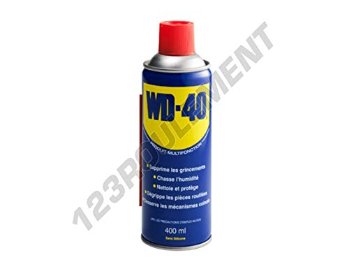 Wd-40 Schmiermittel Aerosol (WD40 - Fett, Schmiermittel und Verdünnungsmittel Aerosol 400ML-WD40)