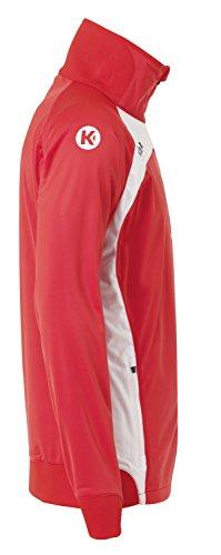 Kempa Habillement Teamsport Peak Multi Veste rouge/blanc