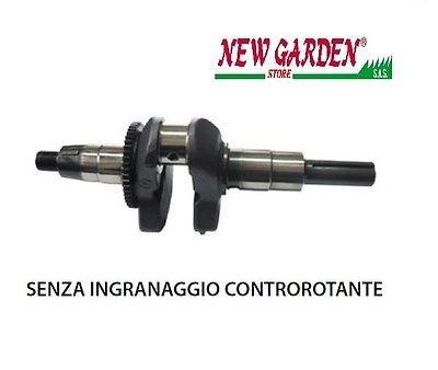 Albero a gomito motore diesel LOMBARDINI CILINDRICO 15LD500 RUGGERINI RY1051.353 - Motore Diesel A Gomito