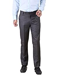 York Style Cotton Rayon Formal Trouser For Men