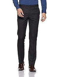 blackberrys Men's Skinny Formal Trousers