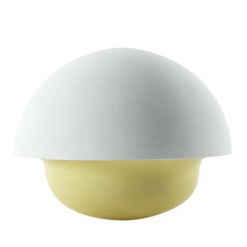 Descripción del producto:      Nombre: tumbler night light   Material: ASB   Color del producto: rosa, azul, amarillo   Interruptor: toque   Stalls: 4 archivos ajustables   Entrada: Batería-AA1.V * 3pcs   (Nota: El envío no merece la batería,...