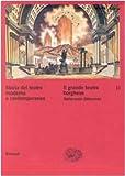 Storia del teatro moderno e contemporaneo: 2