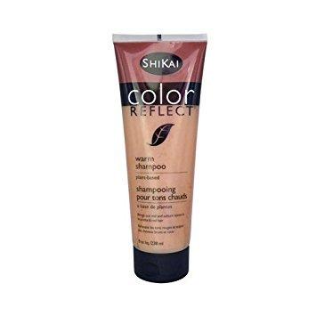 Couleur Reflect, Shampoo chaud 8 oz (238 ml) - Shikai